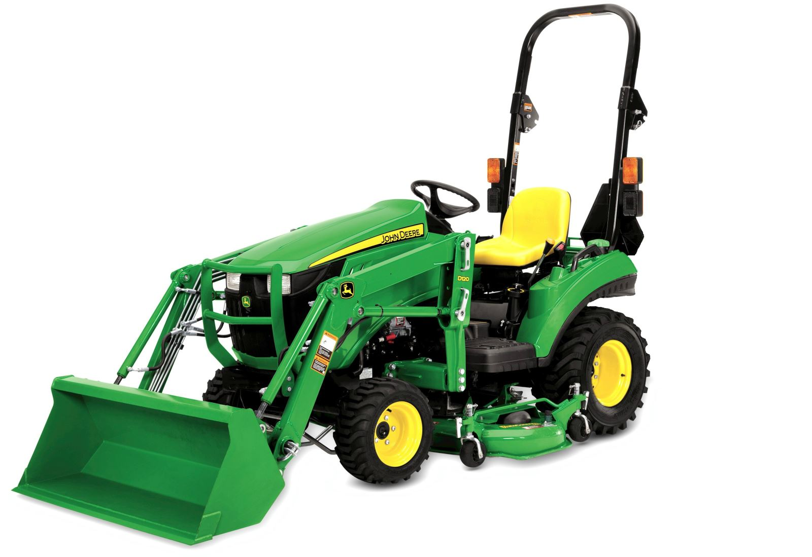 Compact Utility Tractor Winter Service Special