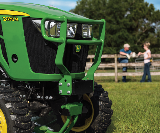 The All New John Deere 2R Series