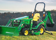 Dare to Compare! Let Meade Tractor show you the benefits of the John Deere One Series over the Kubota BX.