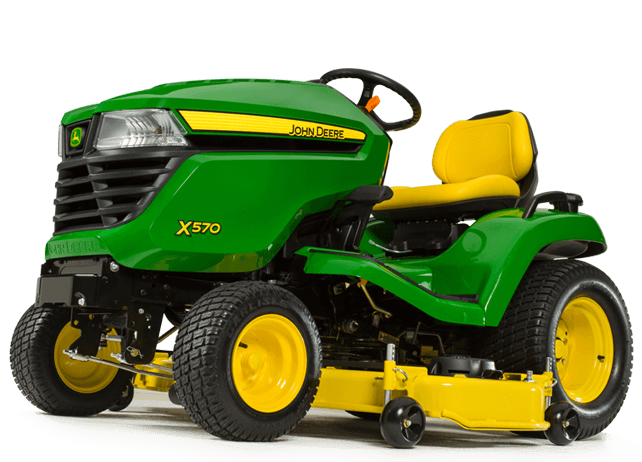 John Deere Lawn Tractors D120 : Meade tractor