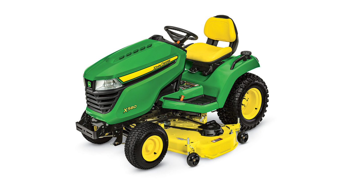 Riding Lawn Mower Winter Service Special