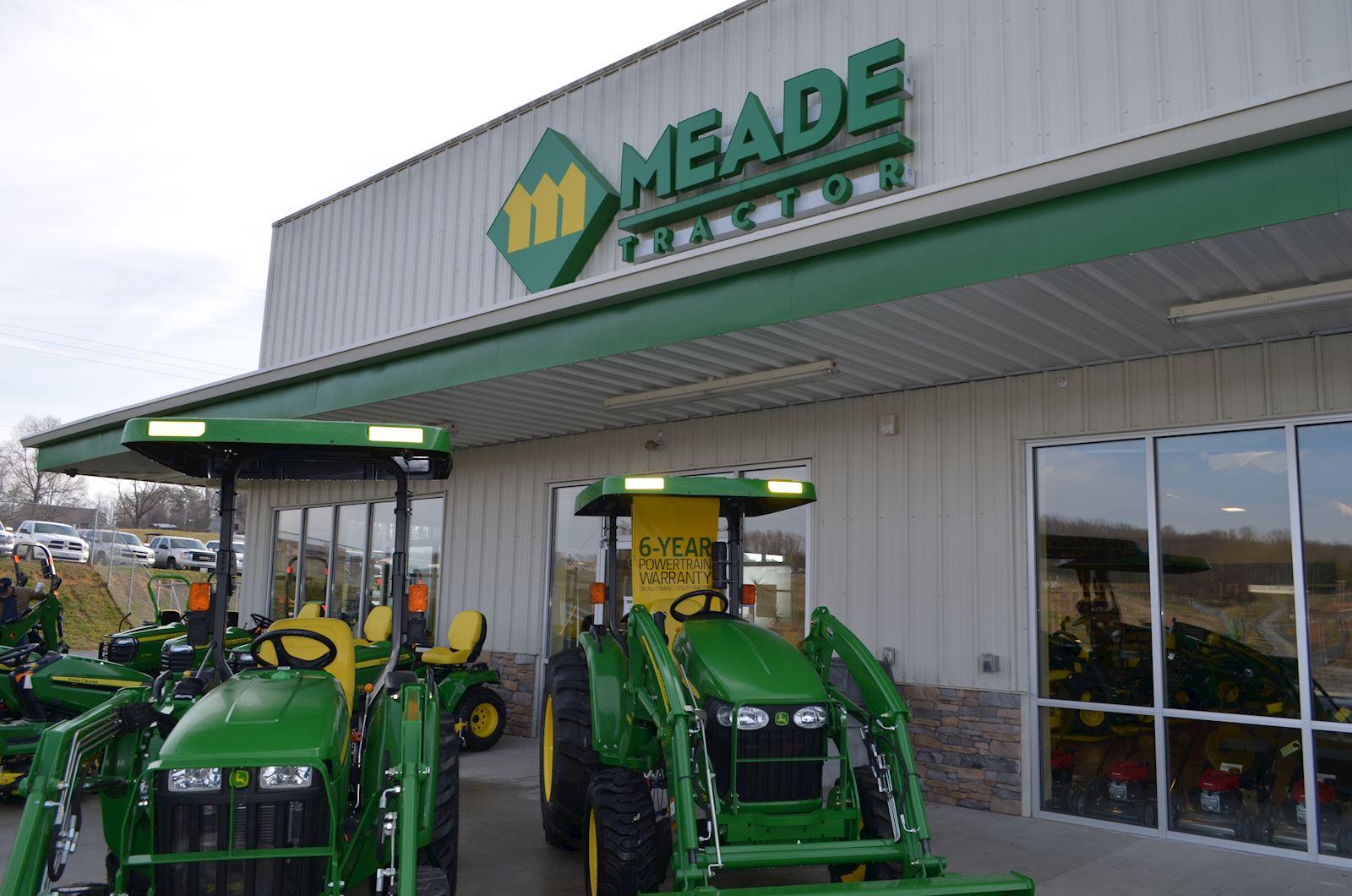Honda Dealers In Delaware >> Meade Tractor of Abingdon, Virginia