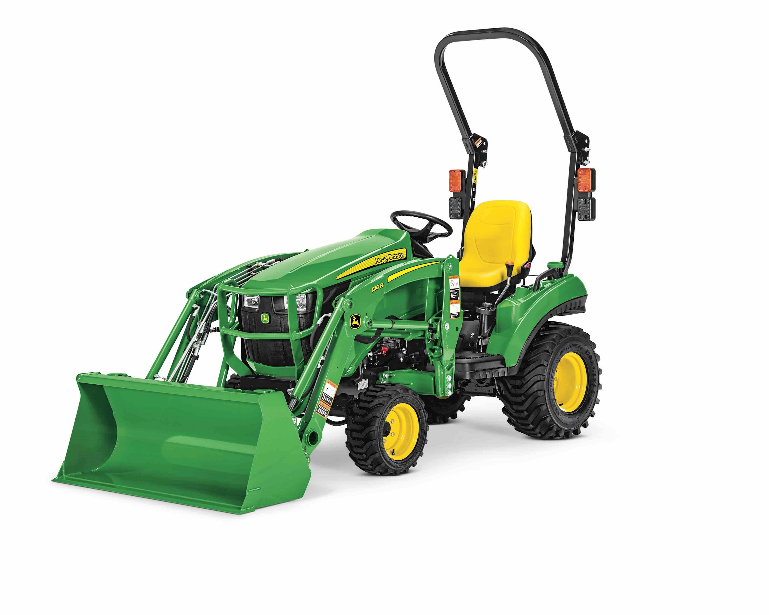 Meade Tractor Drive Green Sales Event