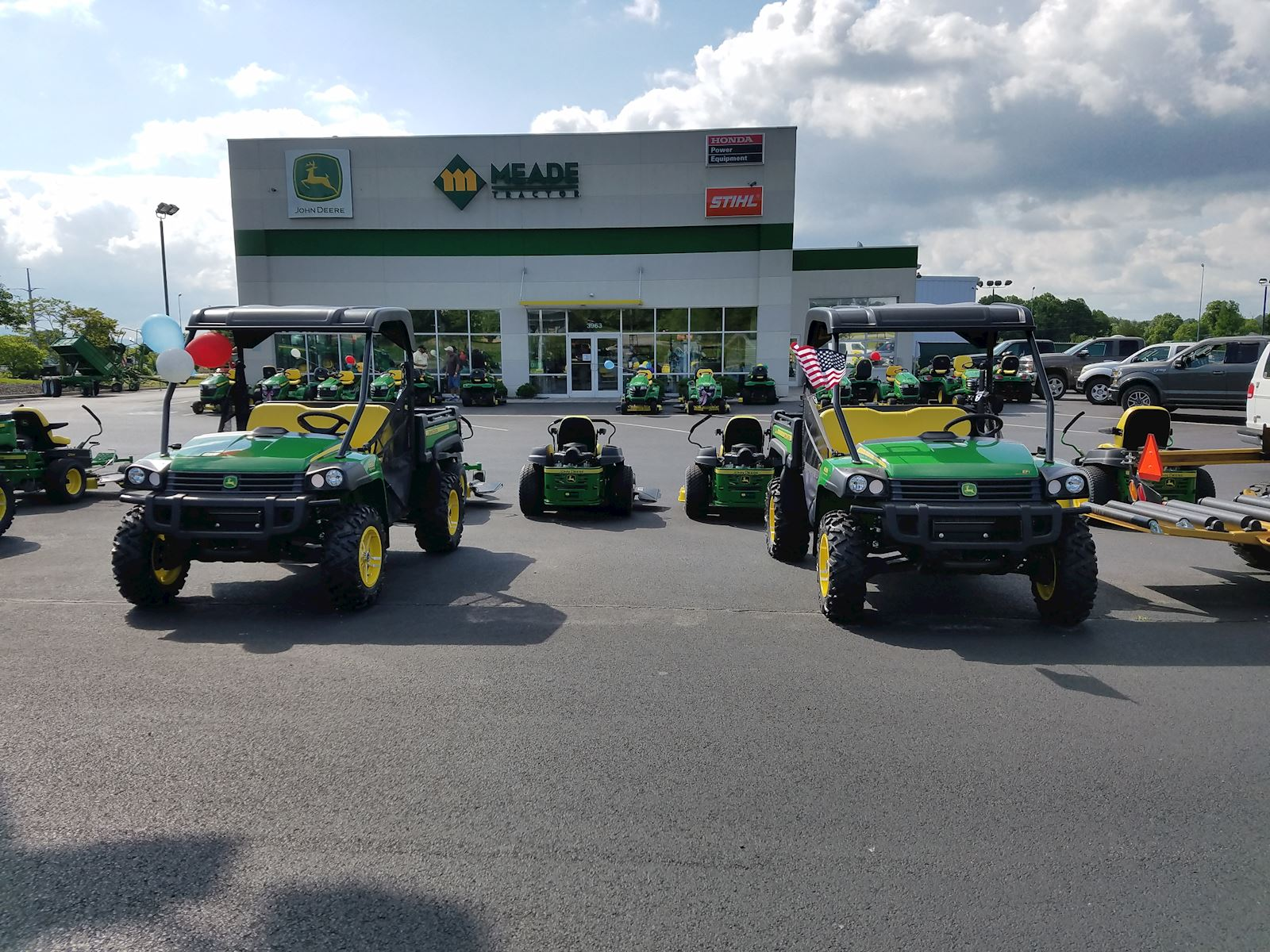 Meade Tractor of Christiansburg, Virginia