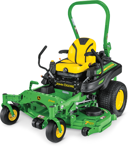 Must Watch Video! John Deere Commercial Mowing