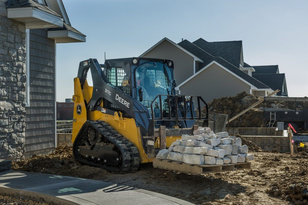 An Overview of John Deere Compact Track Loader Attachments
