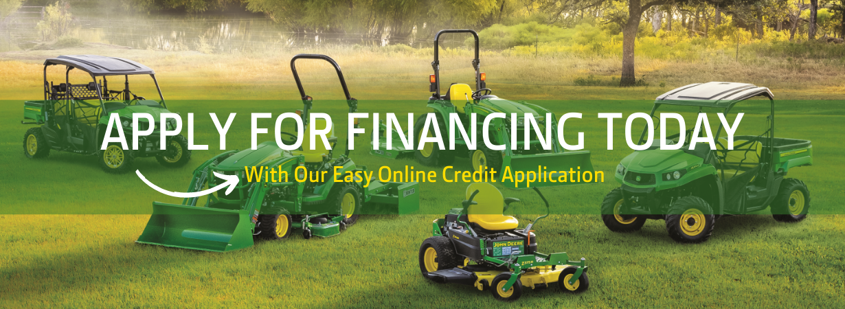 Apply for financing at Meade Tractor