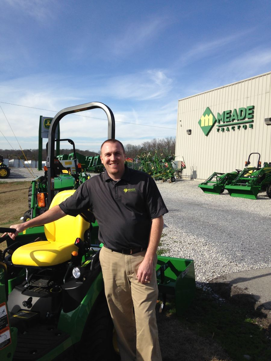 Greeneville Tn Meade Tractor