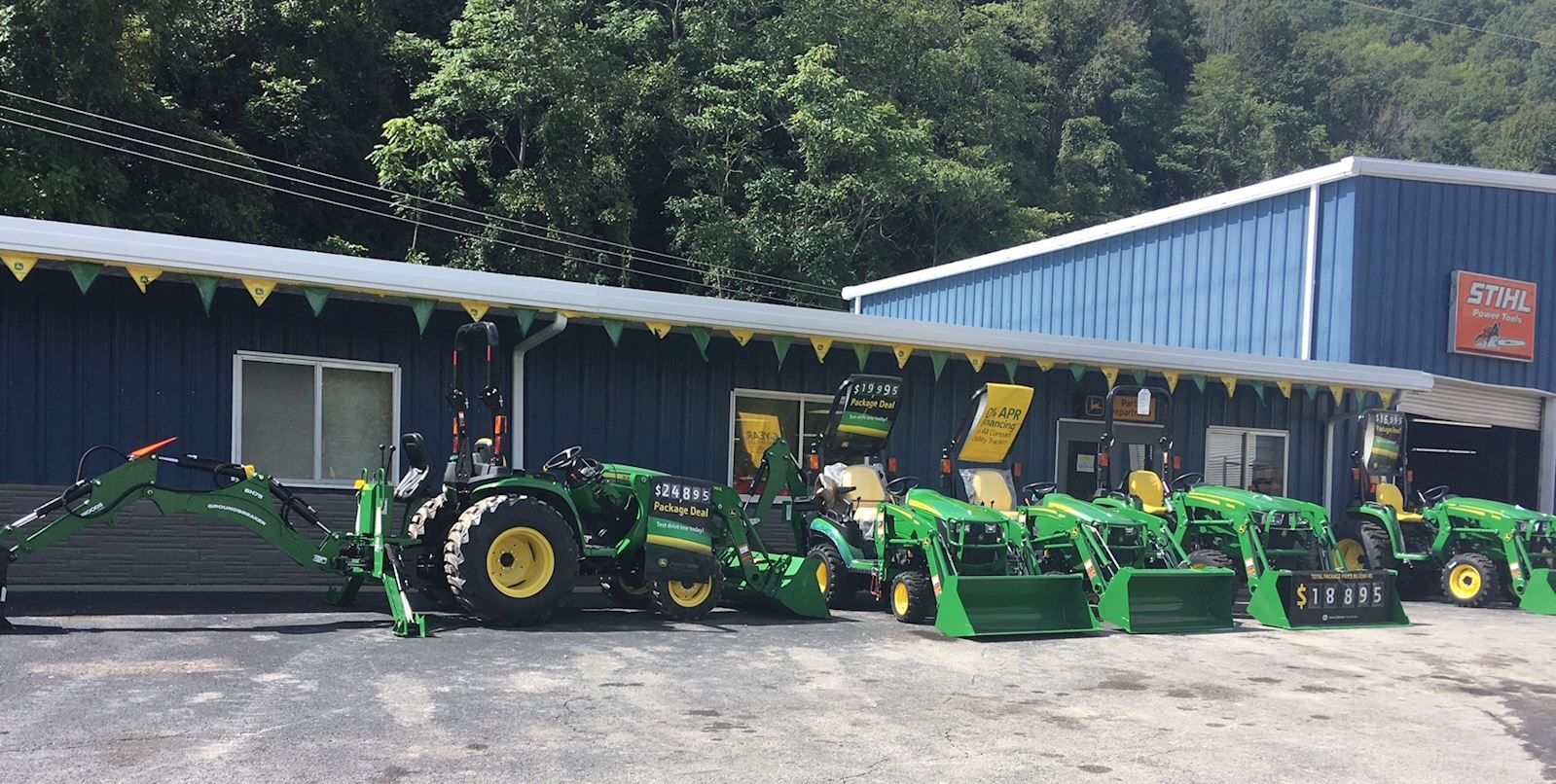 Meade Tractor of Harlan, Kentucky