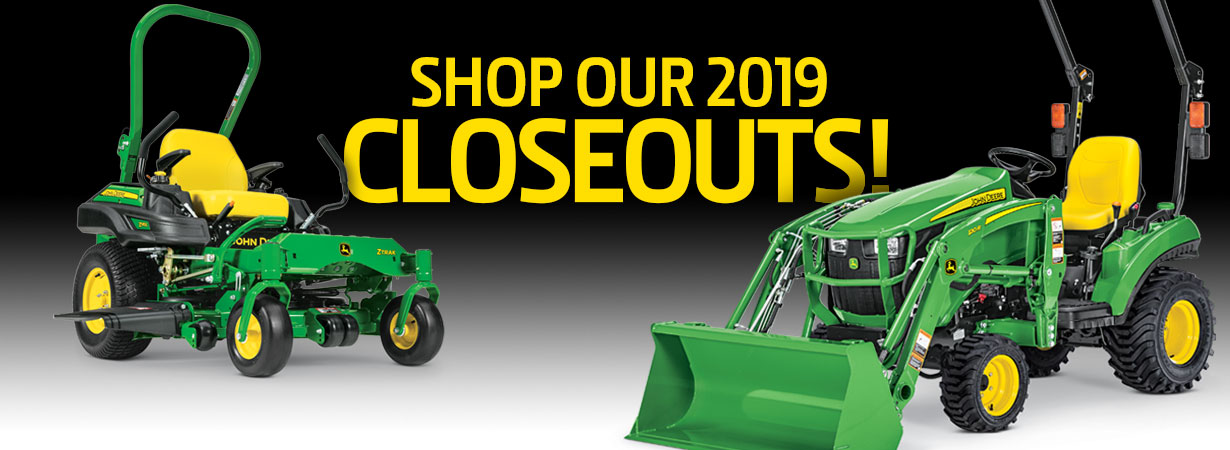 2019 Model Year Closeouts