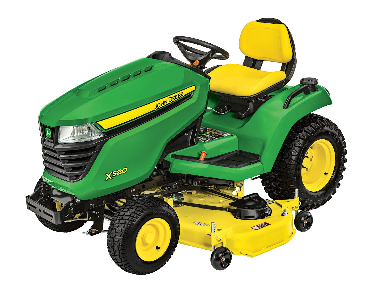 Save $500 on New John Deere X500 Select Series Lawn Tractors