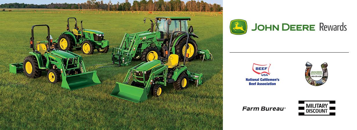 Meade Tractor