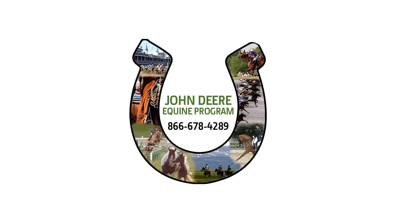 John Deere Equine Program