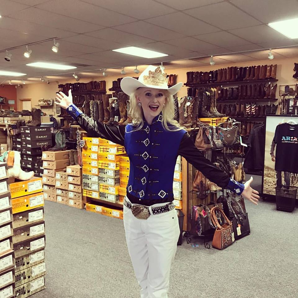 Thursday August 24 you can meet Miss Virginia Rodeo Jessika Haga at the Appalachian Fair at the Meade Tractor Tent! Meet and Greet begins at 600.  sc 1 st  Meade Tractor & Miss Virginia Rodeo Queen Jessika Haga will be in the Meade ...