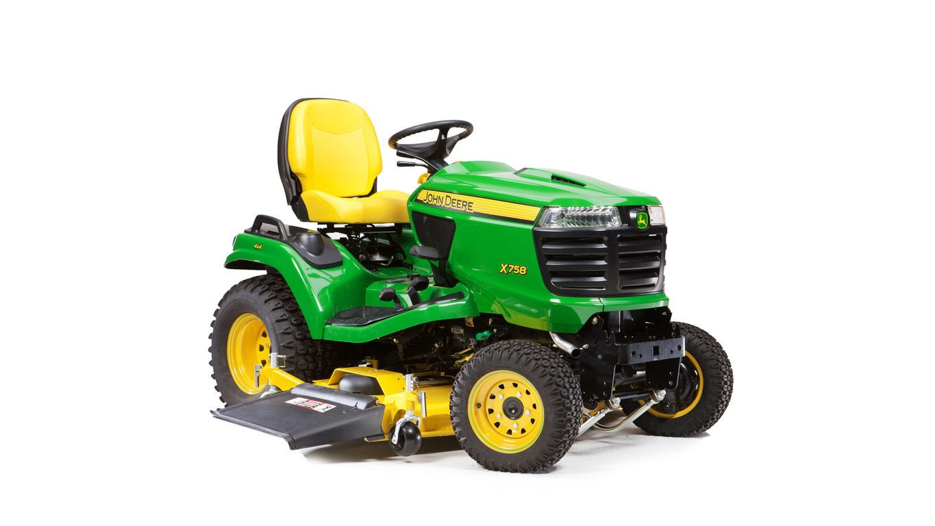 Save $500 on John Deere X700 Signature Series Riding Mowers