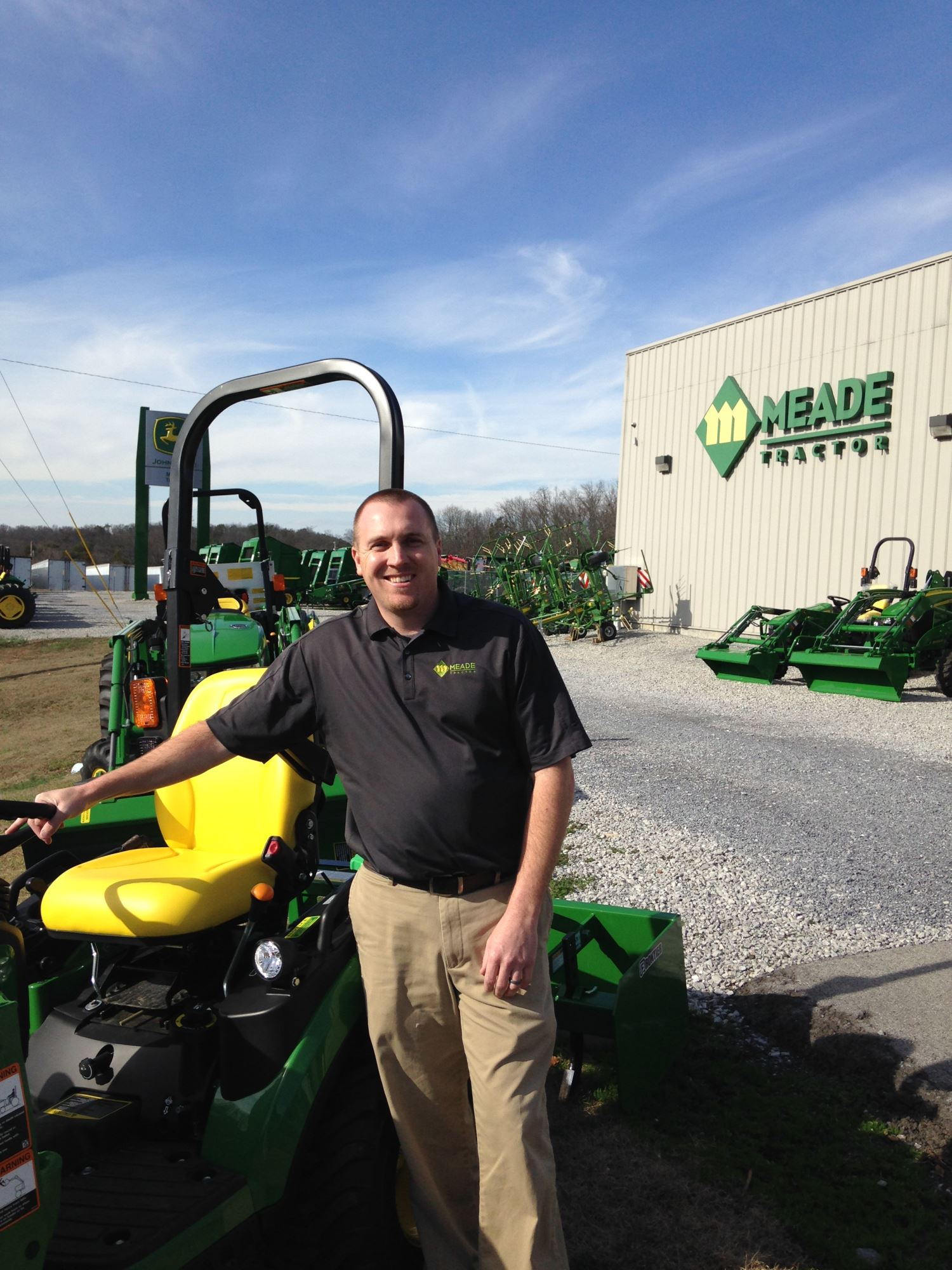 Places And Faces You Should Know Meade Tractor Of